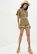 Женская блуза-топ (Тесса lzn), фото 3