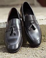 Туфли черные Ikoc 255