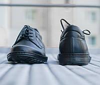 Туфли черные Kadar