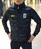Жилеткa (жилет)  безрукавка Bosco Sport Украина. Камуфляж. Коллекция 2021, фото 2