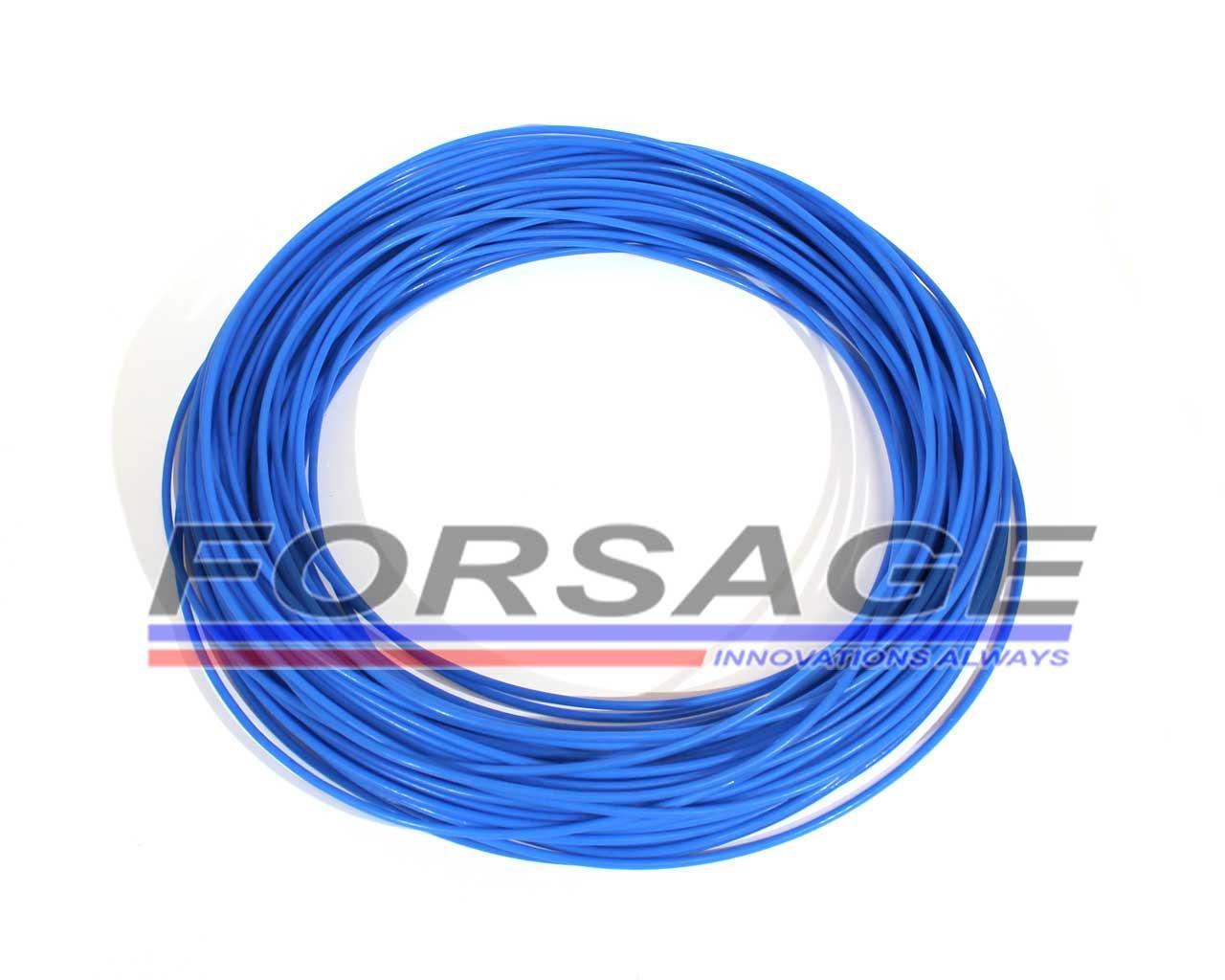 Тефлоновый подающий канал под алюминиевую проволоку Ø0,8 - 1,0 мм (синий)