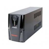 ИБП серии Info LED, линейно-интерактивный, 650 ВА, батарея 1x7 A/г, 1xIEC C13 + 1 Schuko, RAM batt, dkc [INFO650SI]