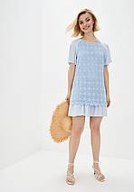 Платье с ажурной тканью (Франческа lzn), фото 3