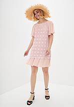 Платье с ажурной тканью (Франческа lzn), фото 2