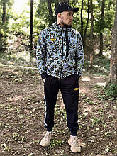 Спортивний костюм BOSCO SPORT UKRAINE. БОСКО СПОРТ УКРАЇНА. Класик колекція 2021