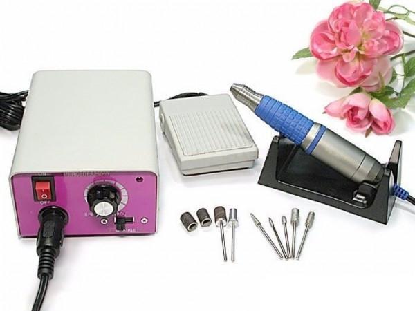🔥 Машинка фрезер для маникюра и педикюра Beauty nail NN 25000