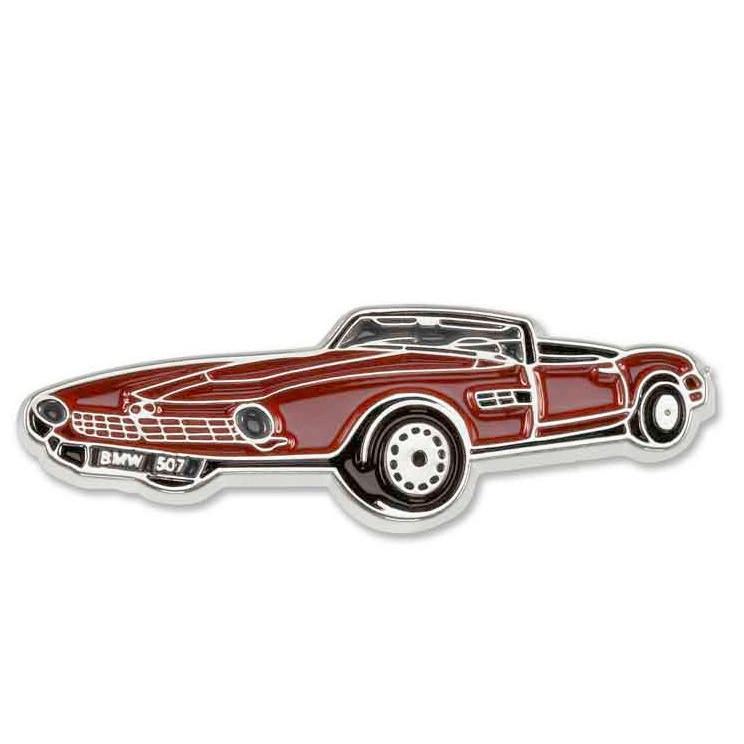 Металевий значок BMW 507 Metal Pin, Classic Collection, артикул 80282463142