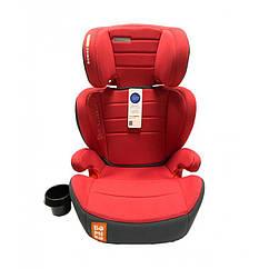 Автокресло Bomiko Auto XXl 02 Red красное