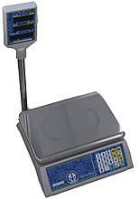 Торгові ваги VP-L LCD/LED RS-232 VAGAR (15кг)