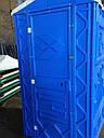 Биотуалет кабина пластиковый, фото 5