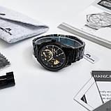 Мужские механические часы Megalith 8078M, фото 4