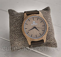Деревянные наручные часы SkinWood White