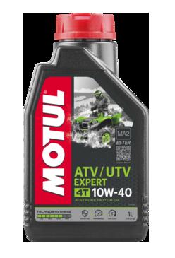 Моторне масло MOTUL ATV UTV EXPERT 4T 10W-40 (1л)
