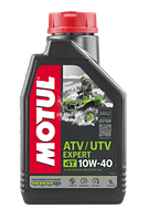 Моторне масло MOTUL ATV UTV EXPERT 4T 10W-40 (1л), фото 1