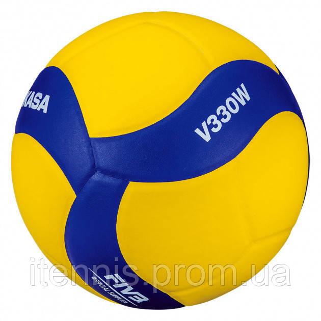 Мяч волейбольный Mikasa V330W OFFICIAL GAME BALL