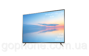 "Телевизор TCL 17"" HD-Ready/DVB-T2/USB, фото 2"