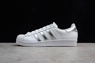 Кроссовки мужские Adidas Superstar / ADM-3294 (Реплика)