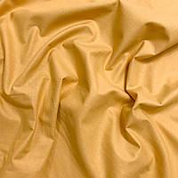 Польская хлопковая ткань горчичная160 см