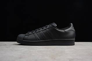 Кроссовки мужские Adidas Superstar / ADM-3295 (Реплика)