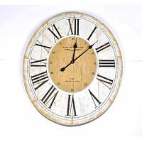 "Часы настенные для декора ""Kensington"" B0061, размер 64x80 см, дерево, часы для дома, часы на стену, часы"