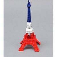 "Статуэтка металлическая для декора ""Eiffel Tower"" EF15-1, размер 15х6 см, фигурка декоративная, фигурка"