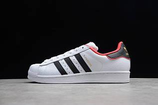 Кроссовки мужские Adidas Superstar / ADM-3297 (Реплика)