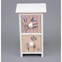 """Комодик - шкатулка деревянная для мелочей """"Soft"""" FF8503, шкатулка для драгоценностей, шкатулка для украшений, фото 1"""
