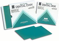 Платки для коффердама Latex Dental Dam, 36шт.|упак.