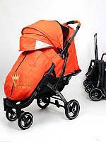 Прогулочная коляска Yoya plus pro 2020 (йойа плюс) Оранжевая