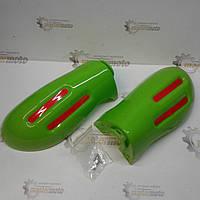 Защита рук на руль, зеленые,  XJB