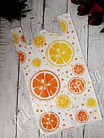 "Пакет  майка ""Апельсин"" 30 x 55 см (уп-100 шт), фото 1"