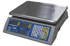 Торгові ваги VP-LN LCD/LED RS-232 VAGAR (15кг)