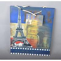 Подарочный пакет TF304, 32*26 см, с ручками, Пакеты для подарка, Подарочные пакеты с ручками, фото 1