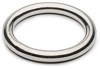 Кольцо сварное d=20 мм, белый цинк