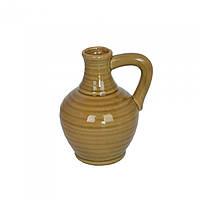 """Кувшин керамический для декора """"Ancient"""" YQ58788, размер 17х10 см, кувшин декоративный, кувшин для интерьера"""