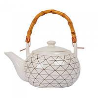 """Заварочный чайник фарфор """"Complimentt"""" YX151"""
