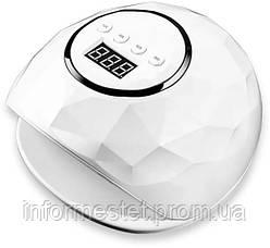 Лампа для нігтів Sun F5 Біла, 72 Вт
