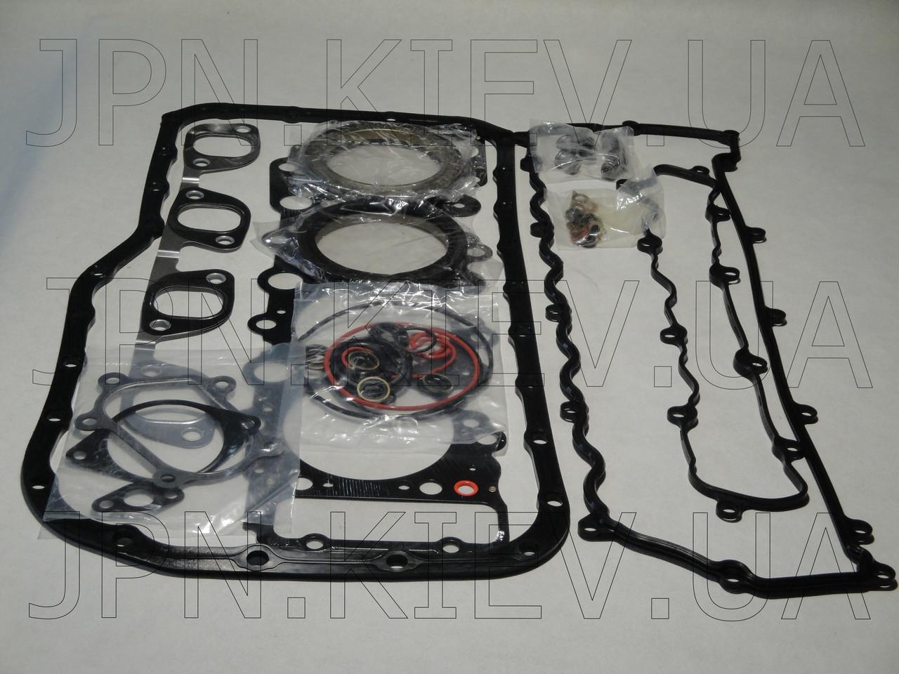 Набор прокладок двигателя (ISUZU 4HG1/4HG1-T) (5878143503/5878143496/5878139540/ 5878143494/EF8580) TEIKIN