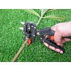 ОПТ Профессиональный прививочный секатор Titan Professional Grafting Tool для обрезки и прививки деревьев, фото 3