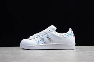 Кроссовки мужские Adidas Superstar / ADM-3303 (Реплика)
