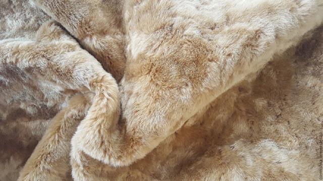 Плюшевая ткань