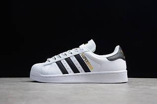 Кроссовки мужские Adidas Superstar / ADM-3307 (Реплика)
