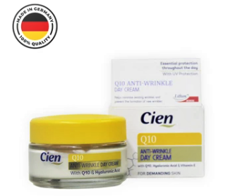 Крем для лица Cien Q10 дневной  50 мл