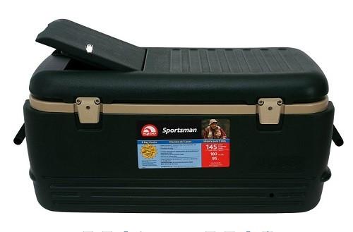 Термобокси Igloo Sportsman 100 на 95 л (термо контейнер - холодильник портативний великий)