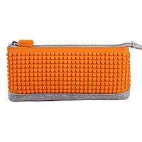 Пенал Upixel голубой WY-B002 оранжевый
