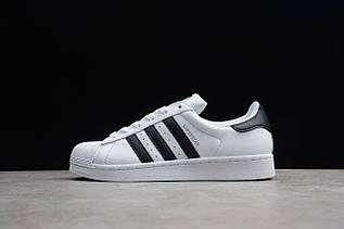 Кроссовки мужские Adidas Superstar / ADM-3308 (Реплика)