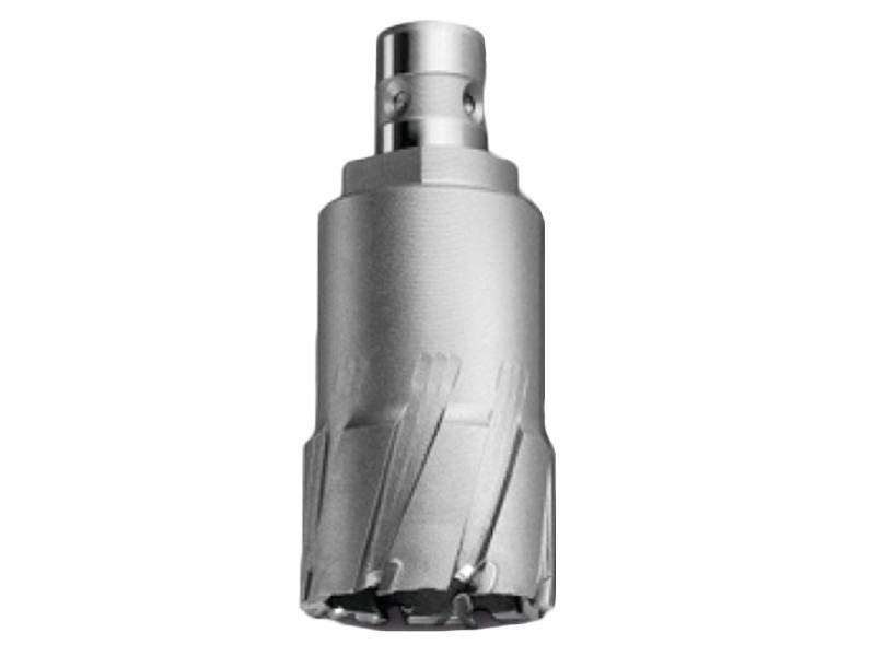 Коронка сверло по металлу c твердосплавными напайками HM Ultra 35 Ø26 мм с хвостовиком QuickIN