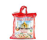 Рис басматі довгий (пропарений) Shan Jahan 5 кг