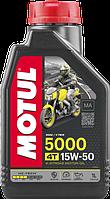 Моторне масло MOTUL 15W50 5000 4T (1л), фото 1