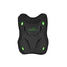 Комплект защитный Nils Extreme H407 Size S Black/Green, фото 3